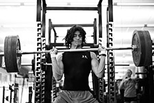 J Campbell Weightlifting